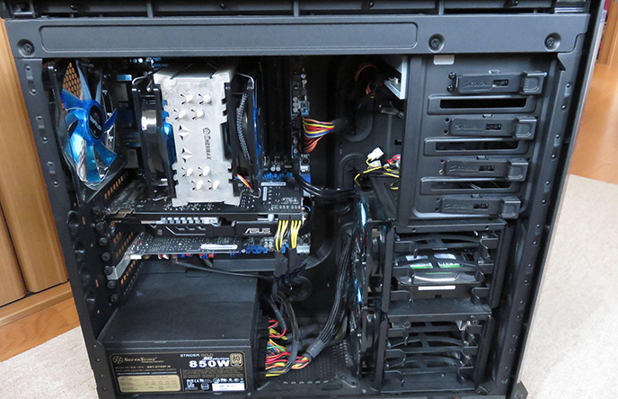 Maintenance PC de bureau CYBERTEK PAU 2